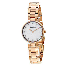 Bulova Classic 97P111 27mm Womens Watch