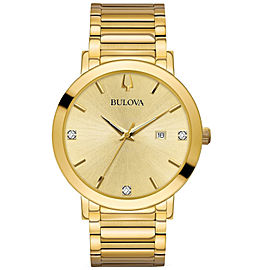 Bulova Men's Diamond