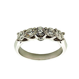 Scott Kay Platinum 1ctw Diamond Ring Size 6.5
