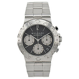 BVLGARI Diagono Sports CH35S Chronograph Date Automatic Men's Watch