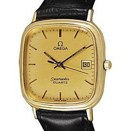 Omega Seamaster MD 196.0283 32.5mm x 37.5mm Mens Watch