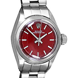 Rolex Oyster Perpetual Date 6718 24mm x 31mm Womens Watch