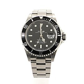 Rolex Oyster Perpetual Submariner Date Automatic Watch Stainless Steel and Cerachrom 40