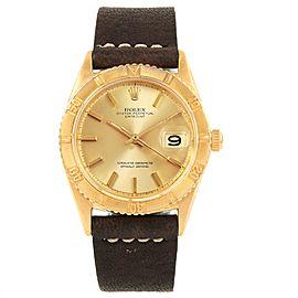 Rolex Turnograph Datejust 1625 36.0mm Mens Watch