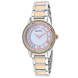 Bulova Women's TurnStyle Watch