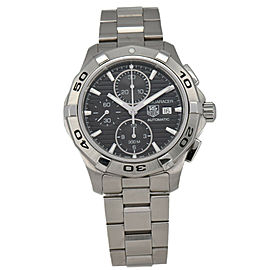 TAG Heuer Aquaracer Chronograph CAP2110.BA0833 Automatic Men's Watch