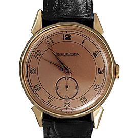 Jaeger-LeCoultre Vintage 37mm Mens Watch