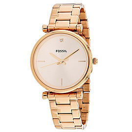Fossil Women's Carbon