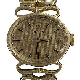 Rolex Vintage 21mm Womens Watch