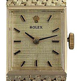 Rolex Vintage 15mm x 18mm Womens Watch