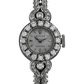 Rolex Vintage 15mm x 27mm Womens Watch