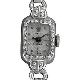 Rolex Vintage 12mm x 22.5mm Womens Watch