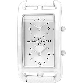 Hermes Cape Cod Deux Zone CC3-510 25mm x 46mm Mens Watch