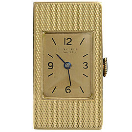 Van Cleef & Arpels Vintage 19mm x 34mm Unisex Watch