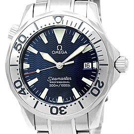 Omega Seamaster Professional 300M 36mm x 43mm Mens Watch