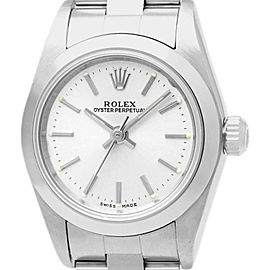 Rolex Lady Oyster Perpetual 76080 24.5mm Womens Watch