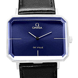 Omega DeVille MD 511.0379 32mm x 32mm Mens Watch