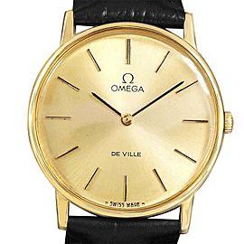 Omega De Ville MD 111.0140 32mm x 36.5mm Mens Watch