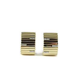 Roberto Coin 18K Yellow Gold with 0.22ct. Diamond Earrings