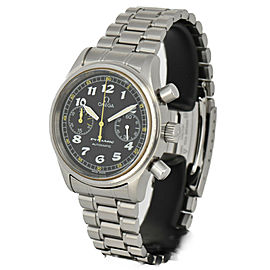 OMEGA dynamic 5240.50 Chronograph Black Dial Cal.1138 Men's Watch