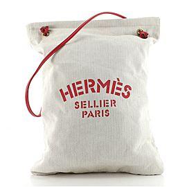 Hermes Aline Bag Toile GM