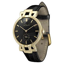 Jaeger-LeCoultre 'The Hale' Vintage 33.5mm Mens Watch