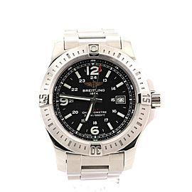 Breitling Colt Chronometer Quartz Watch Stainless Steel 44
