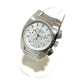 BVLGARI EG35WSLDCH Chronograph Elgon Watch