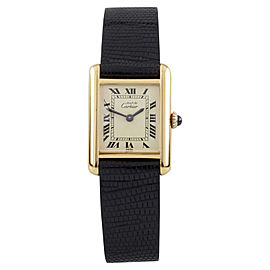 Cartier Must de Cartier 20mm Vintage Womens Watch