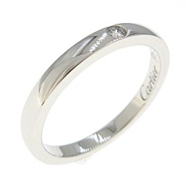 Cartier Platinum ballerina ring TkM-289