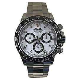 Rolex Daytona 116500LN Stainless Steel 40mm Mens Watch