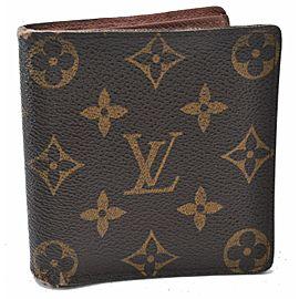 Louis Vuitton Monogram Porte Billets 6 Cartes Credit M60929