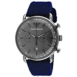 Armani Men's Aviator Watch