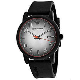 Armani Men's Three Hand Watch