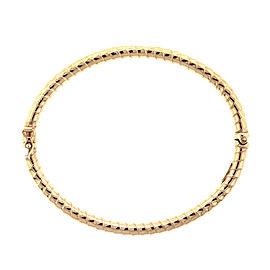 18kp Contemporary Citra Gold Bangle
