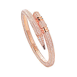 TZURI Rose Gold Signature Bling Bracelet