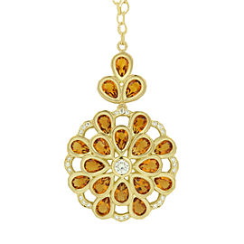 Carelle Marigold Necklace