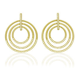 Carelle Moderne Large Earrings