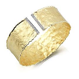 I.Reiss 14K Yellow Gold 0.31 Diamond Bracelet
