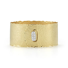 I.Reiss 14K Yellow Gold 0.45 Diamond Bracelet