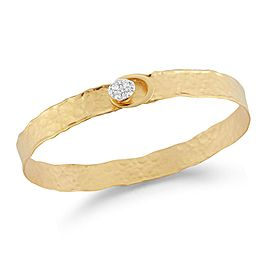 I. Reiss BIR487Y 14k Yellow Gold diamonds0.22 H-SI Diamonds Bracelet