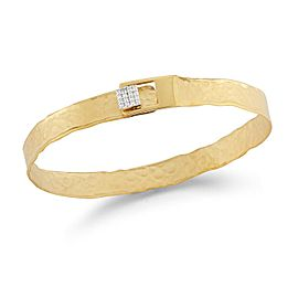 I. Reiss BIR488Y 14k Yellow Gold diamonds0.1 H-SI Diamonds Bracelet
