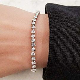 4.65 carat tennis bracelet