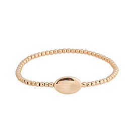 Rina Limor Engravable Gold Stretch Bracelet