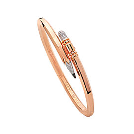 TZURI Rose Gold Small Signature Bracelet