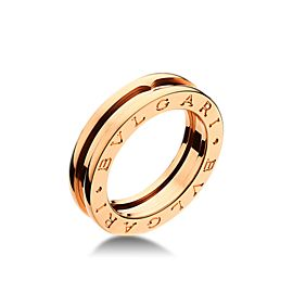 Bvlgari Bulgari B. Zero 1 18K Rose Gold 1 Band Ring