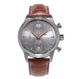 Alpina Alpiner Chronograph Stainless Steel 41 mm Mens Watch