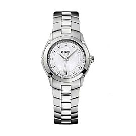 Ebel Classic Sport Stainless Steel 27 mm Womens Watch