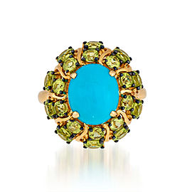 Le Vian Certified Pre-Owned Robin's Egg Turquoise Ring