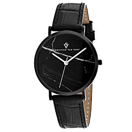 Christian Van Sant Women's Lotus Watch